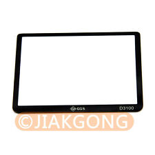 GGS LCD Screen Protector optical glass for NIKON D3100