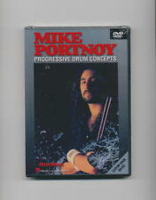 MIKE PORTNOY - DREAM THEATER *NEW* DRUM CONCEPTS DVD
