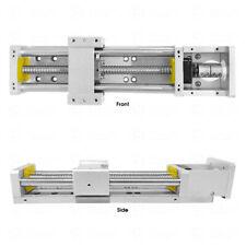 Cnc Xyz Axis Electric Linear Rail Sliding Table Motion Module Sfu1605 Ballscrew