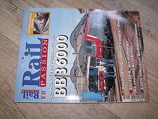 $$ Rail Passion N°49 BB36000 Douai Valenciennes Cambrai Douai 150X Zurich