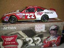1/24 Action Bank 2004 #22 Miller High Life Ford Jason Keller one of 264