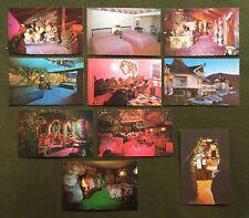 10 Vintage Postcards Madonna Inn - San Louis Obispo with Original Bag