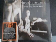 GILBERT O'SULLIVAN - EVERY SONG HAS ITS PLAY (1995) - 2013 SALVO REMAST/EXPAN CD