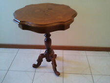Sortino Wooden Decorative Carved Coffee Table , Furniture