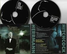 ALFRED HITCHCOCK HOUR Vol 1 Bernard Herrmann Varese Sarabande  Ltd Edition 2CD