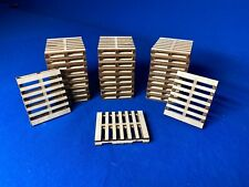 1/14 Scale Pallets based on GMA U.S. Standards For RC Semi Trucks