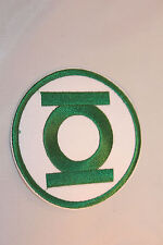 "3.5"" Green Lantern Corps Classic Style Embroidered Patch"