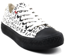 Tanggo Kitty Fashion Sneakers Women's Rubber Shoes (White)  SIZE 35