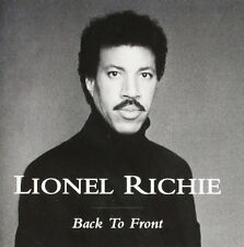 Lionel Richie ~ Back to Front ~ NEW CD Album ~ Greatest Hits ~ The Very Best of