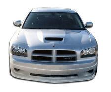06-10 Dodge Charger Duraflex VIP Front Lip base model 103329