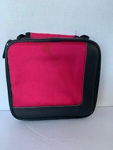 POWER A NINTENDO 3DS STORAGE TRAVEL CASE PINK