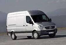 Commercial Vehicle Van Remote Alarm Mercedes Spinter Vito Installed Midlands
