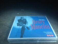 3 CD set the real Henry Mancini the ultimate collection cardboard cover