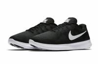 Nike Free RN 2017 Running Shoes Black White 880839-001 Men's NWOB
