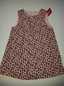 NWT Gymboree Kitty Glamour Jumper Dress 3T 3