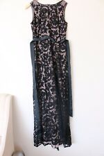 Adrianna Papell Size 14 Sleeveless Maxi Formal Evening Dress
