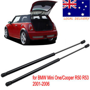 FOR BMW Mini One/Cooper R50 R53 2001-2006 Tailgate Hatch Lift Support Struts