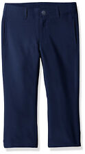 UNDER ARMOUR BOYS' NAVY SEAL BLUE MATCH PERFORMANCE GOLF PANTS SIZE 4 NEW NWT