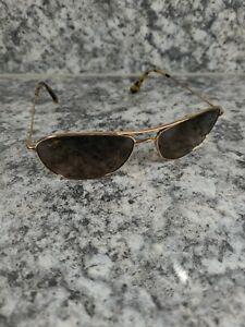 Maui Jim Baby Beach Mj245-16 Gold Titanium Sunglasses Frame Only