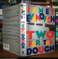 Evanovich, Janet TWO FOR THE DOUGH Stephanie Plum, No. 2 1st Edition 1st Printin