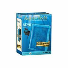Aqua-Tech EZ-Change No.2 3-Pack Aquarium Filter Cartridge for 10 to 20 Power ...