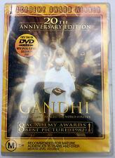 Gandhi Ben Kingsley 20th Anniversary Edition DVD R4 PAL M15+
