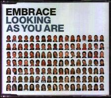 EMBRACE Looking As You Are  CD 2 Tracks Inc Madelaine