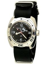 OROLOGI RUSSI VOSTOK SUBACQUEI WATERPROOF 200 m AUTOMATIC NATO 2416/710634 IT
