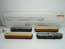 Märklin 42757 Schnellzug-Wagenset die goldenen Zwanziger 4-teilig OVP M1231