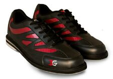 Mens 900 Global 3G CRUZE Bowling Shoes Color Black/Red Sizes 5 - 14