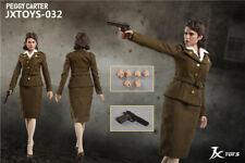 JXTOYS-032 1/6 Peggy Carter Agent Carter Captain America Action Figure