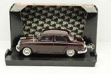 FIAT 1400B POLIZIA STRADALE 1956 BRUMM 1/43 NEUF EN BOITE REF R307