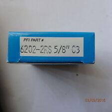 6202-2RS5/8 C3 Bearing PFI 15.875x35x11mm