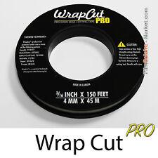 """""""WrapCut Pro"""" 45m,-faden coupe vinylfolie,klebstoff,abdeckung,wrap,cut band"""