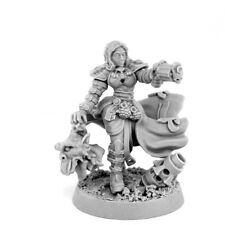 Heresy Huners Inquisitor Female Xeno Trapper - Wargames Exclusive