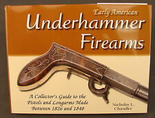 Early Underhammer Firearms 1826-1840 Percussion Rifle