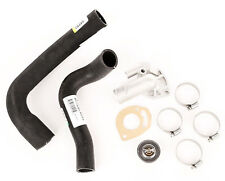 Radiator Coolant Hose Kit for Jeep Wrangler YJ 1991-1995 4.0L Omix-Ada 17118.26
