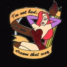 Jessica Rabbit Quote on Ribbon Disney Pin 115265