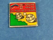 pins pin sport boule petanque club cannes