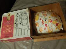 1975 Disney's ~Winnie The Pooh~ Musical Crib Mobile [Sears, Roebuck] w/ BOX Ltd