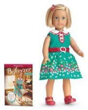 Kit Kittredge American Girl Doll Mini and Mini Book 2014 Beforever Brand New