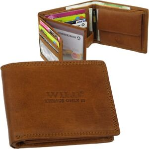 Men's Wallet Purse, Wild, Chip Compartment IN Coin Pocket Purse