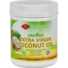 Lot of 3 Olympian Labs - Coconut Oil Organic Extra Virgin - 16 oz Each => Sale!
