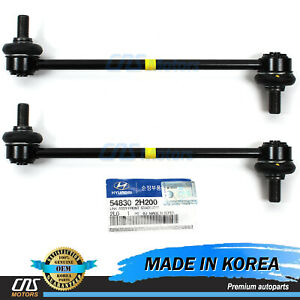 ⭐⭐GENUINE Stabilizer Bar Link FRONT for Accent Elantra Veloster forte Rio Soul⭐⭐