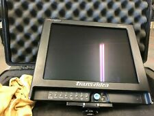 Transvideo CineMonitor HD 12'' 3D Monitor, 10AS0123 + Case