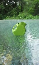 MINI DISK PITCHER creamer chartreuse NEW FIESTA  5 OZ.