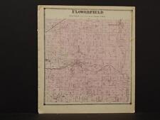 Michigan, St. Joseph County, 1872, Flowerfield Township Y9#23