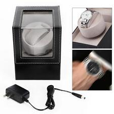 Display Box Storage Case Organizer Automatic Rotating Watch Winder Wristwatch