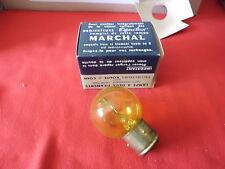 MARCHAL UNE LAMPE REF- 2455 J -  MARCHAL Ba 21 d  24V  36/36 w