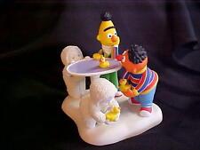 Department 56 Sesame Street Snowbabies Rubber Duck Disney Figurine Mib
